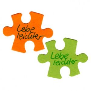 Lebe leichter Puzzle 2